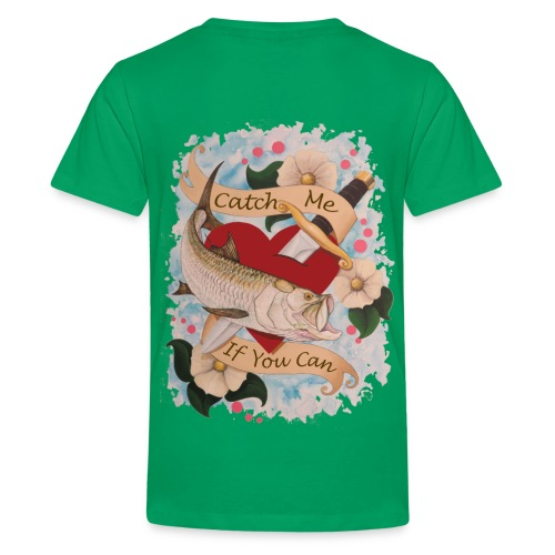 Kid's Premium Catch Me T-Shirt - Kids' Premium T-Shirt