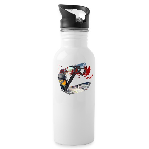 The Crossmappers Water Bottle - Water Bottle