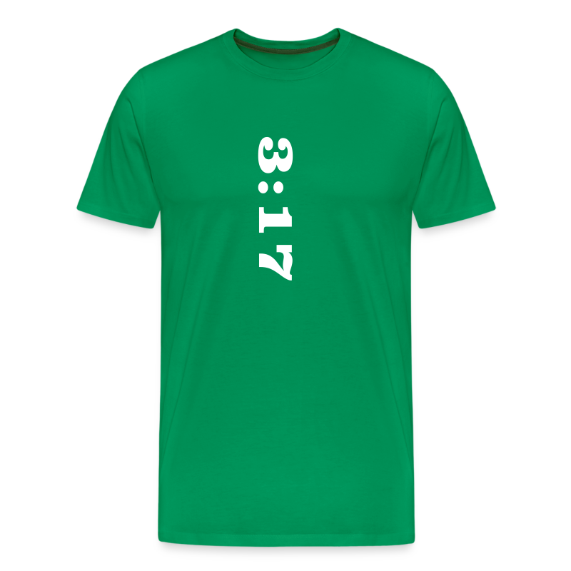317 plain - Men's Premium T-Shirt