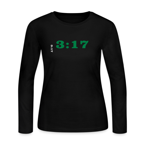 3:17  - Women's Long Sleeve Jersey T-Shirt