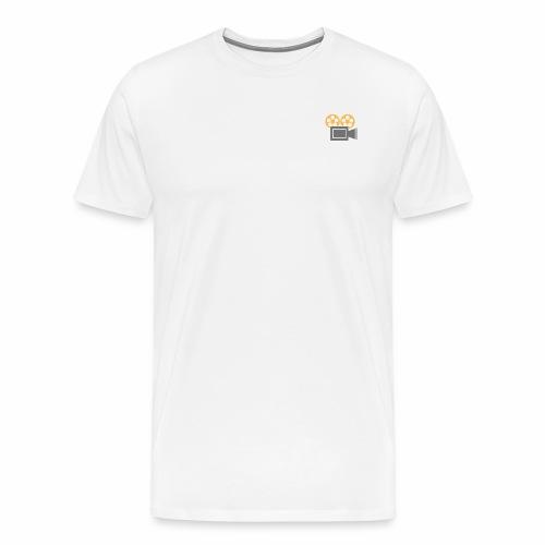 Fall Entertainment Men's T-Shirt - Mini-Logo, Left - Men's Premium T-Shirt