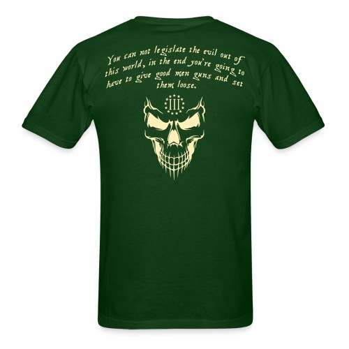 Jungle Legislate - Men's T-Shirt