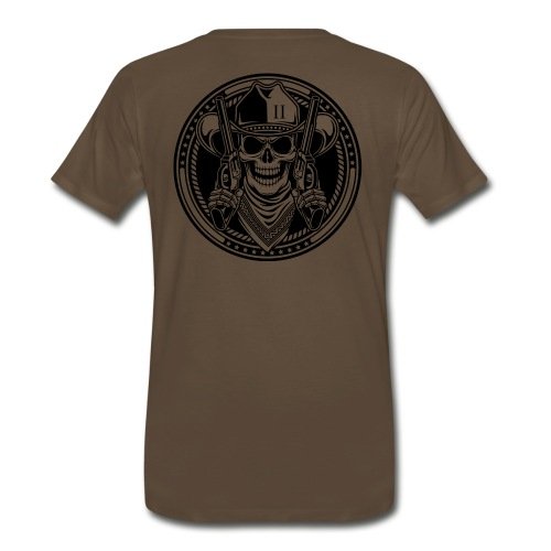 Brown Shirt - Men's Premium T-Shirt