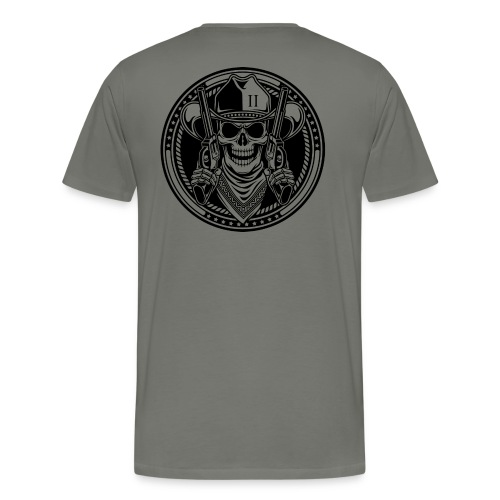 Grey Shirt - Men's Premium T-Shirt