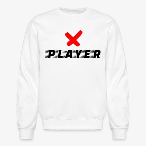 X-PLAYER (MEN) - Crewneck Sweatshirt