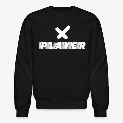 X-PLAYER (MENS) - Crewneck Sweatshirt