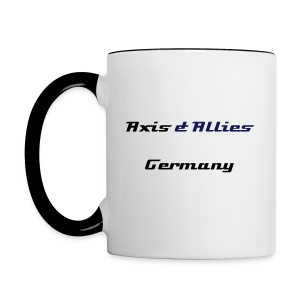 Axis Germany Coffee Mug - Contrast Coffee Mug