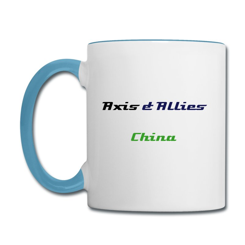 Allies China Coffee Mug - Contrast Coffee Mug