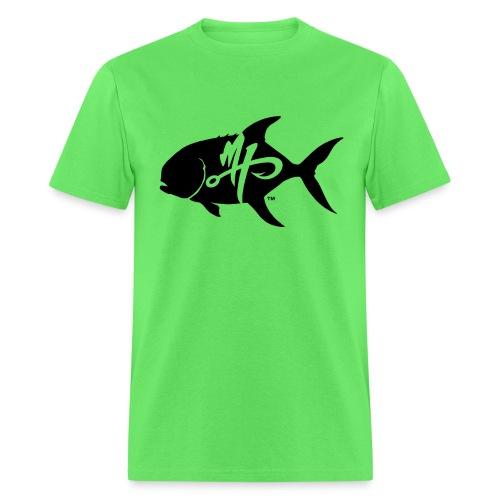 Men's Standard Pompano Logo T-Shirt - Men's T-Shirt