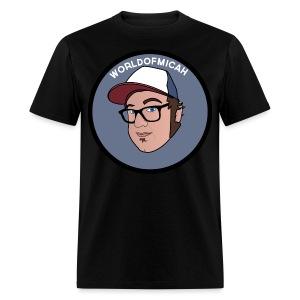 NEW FACE LOGO BASIC  - Men's T-Shirt