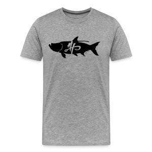 Men's Premium Tarpon Logo T-Shirt - Men's Premium T-Shirt