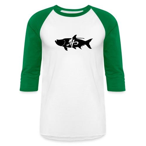 Men's Tarpon logo Baseball Shirt - Baseball T-Shirt