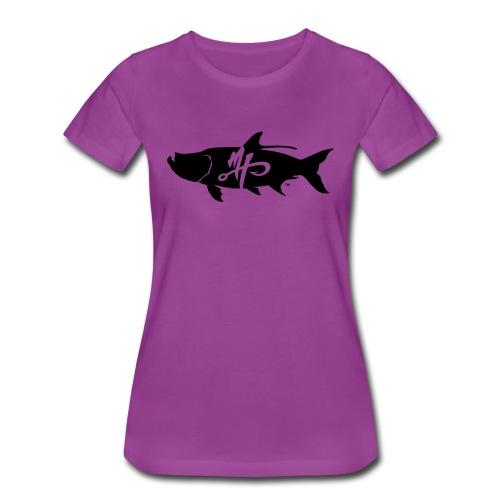Women's Premium Tarpon Logo T-Shirt - Women's Premium T-Shirt