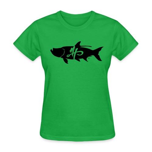 Women's Standard Tarpon Logo T-Shirt - Women's T-Shirt