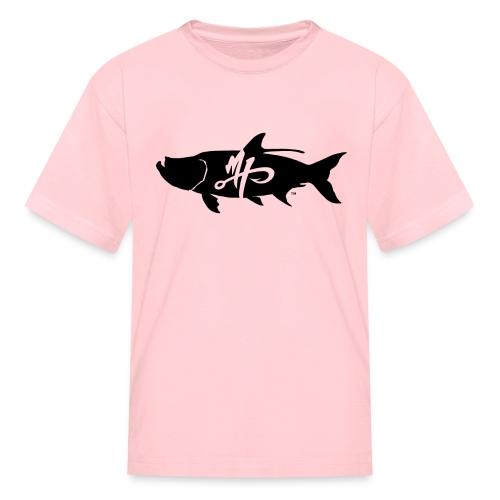 Kid's Standard Tarpon logo T-Shirt - Kids' T-Shirt