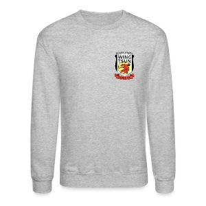 Wing Tsun Kung Fu student (Sweatshirt, men) - Crewneck Sweatshirt