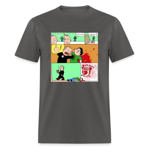 Wing Tsun Kung Fu - Special Edition Shirt (men) - Men's T-Shirt