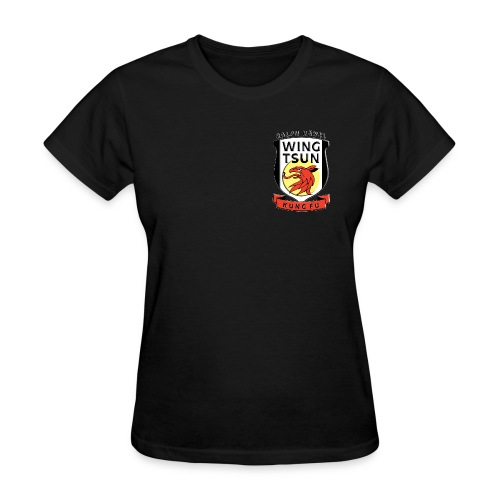 Wing Tsun Kung Fu instructor (women) - Women's T-Shirt