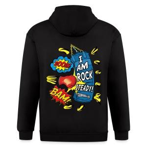 RSB Cartoon Hoodie Inspired by The Nikki  - Men's Zip Hoodie
