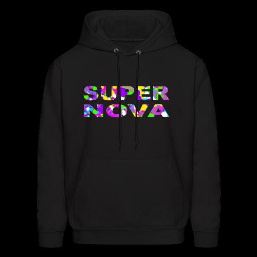 Space - Supernova- Hoodie - Men's Hoodie