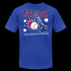 Wrigley Wrecking Crew - Men's Fine Jersey T-Shirt