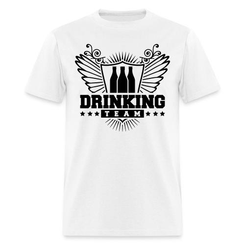 DRINKING TEAM - Men's T-Shirt