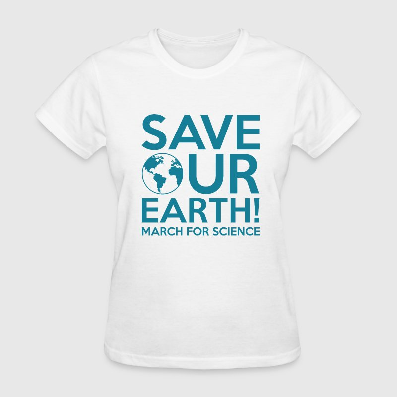 Save Our Earth - Women's T-Shirt