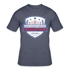 RSB Champion Shield Tee  - Men's 50/50 T-Shirt
