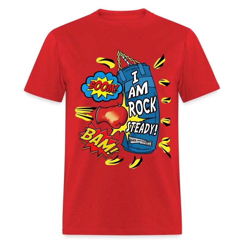 RSB Cartoon Tee Inspired by The Nikki - Men's T-Shirt