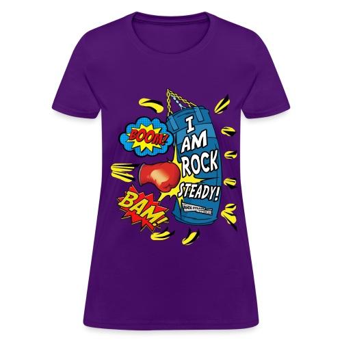 RSB Cartoon Women's Tee Inspired by The Nikki  - Women's T-Shirt