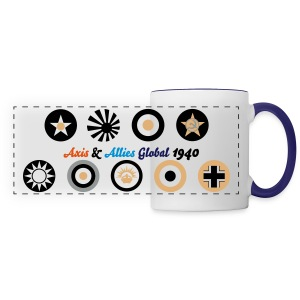 Axis & Allies Panoramic Coffee Mug - Panoramic Mug