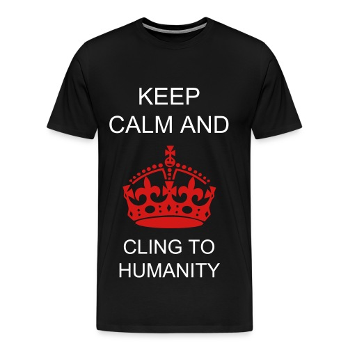 Keep Calm Tee - Men's Premium T-Shirt
