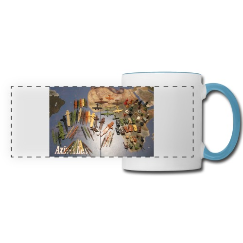 Axis & Allies Coffee Mug Units - Panoramic Mug