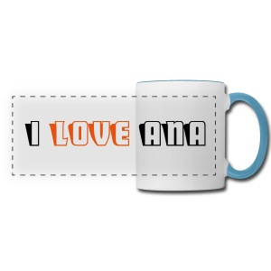 I Love AnA Coffee Mug - Panoramic Mug