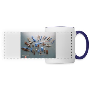 Axis and Allies 1940 Coffee Mug - Panoramic Mug