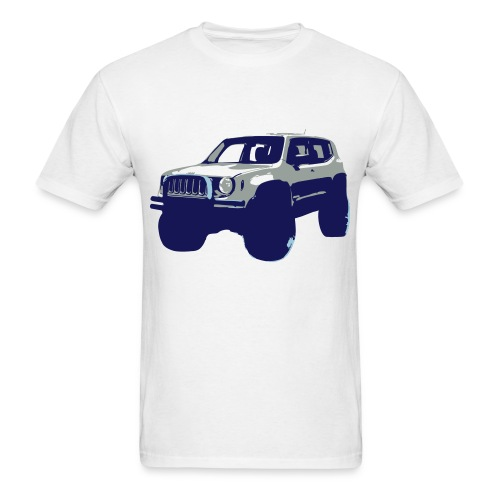 Jeep Renegade Custom - Men's T-Shirt