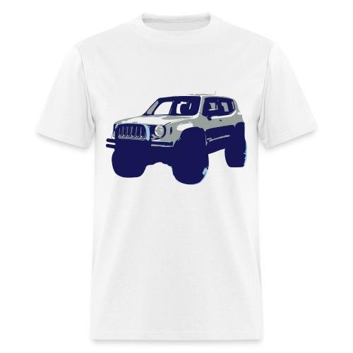 Jeep Renegade Custom - Men's T-Shirt