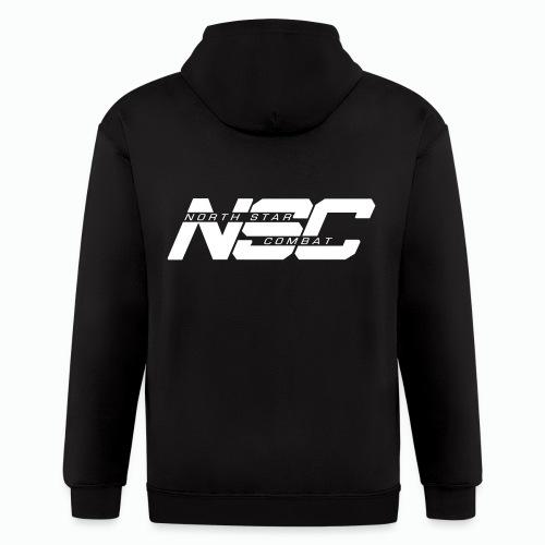 NSC Zip Up Hoodie - Men's Zip Hoodie