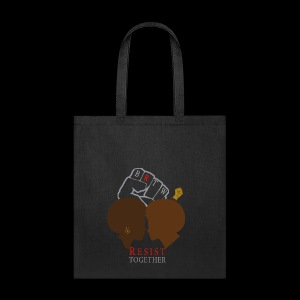 BRTW Resist Together Canvas Bag | Man/Woman - Tote Bag
