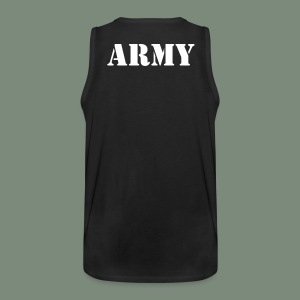 Army Premium Tank top - Men's Premium Tank