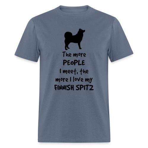 The more... Men's T-Shirt - Men's T-Shirt