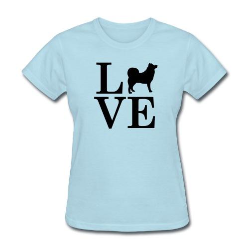 Love Women T-shirt - Women's T-Shirt