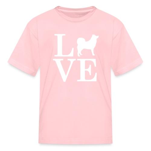 Kids'T-shirt Love - Kids' T-Shirt