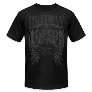 KREW Deliverance - Men's T-Shirt by American Apparel