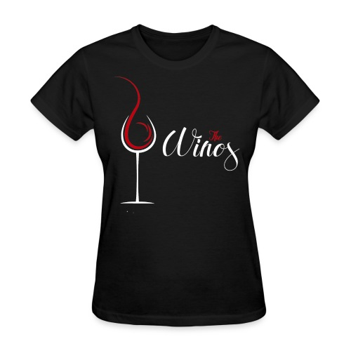 The Winos Women's T-Shirt - Women's T-Shirt