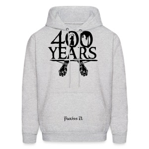 400 Years of Slavery - Men's Hoodie