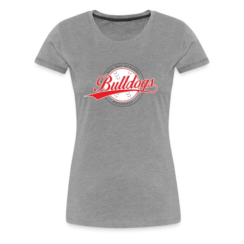 Baseball (Women's) - Women's Premium T-Shirt