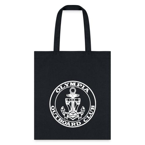 Anchor Logo Tote Bag - Tote Bag