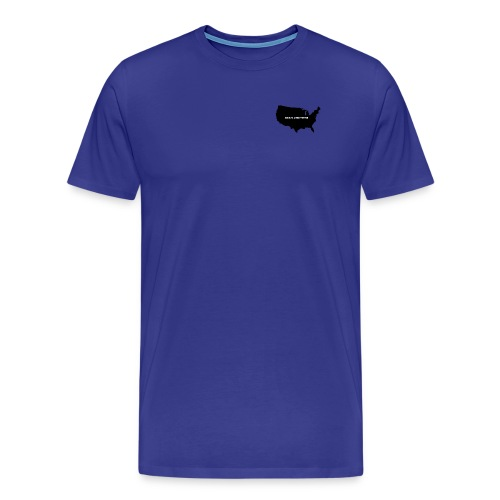 ALM America  - Men's Premium T-Shirt