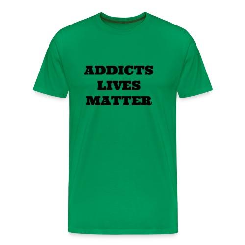 ALM Awareness  - Men's Premium T-Shirt